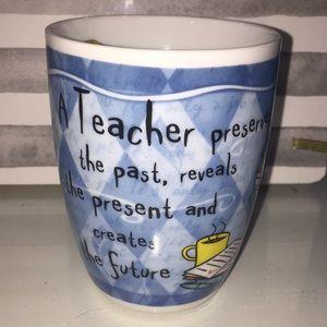 """Other - """"A Teacher Preserves..."""" Mug"""